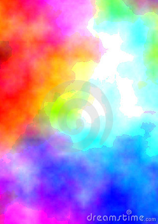 Water colors background