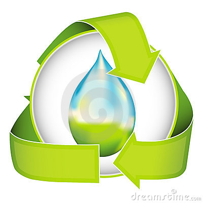Free Water Conservation Royalty Free Stock Photos - 8631548