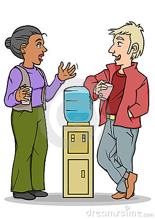 Water Cooler Conversation