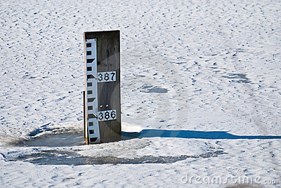 Water Depth Gauge