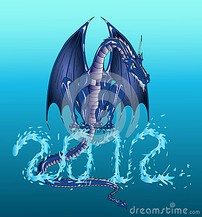 Water dragon 2012