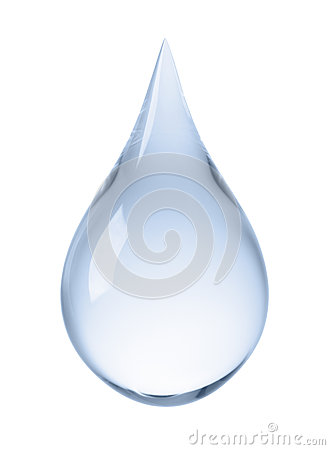 Free Water Drop Stock Photo - 24869110
