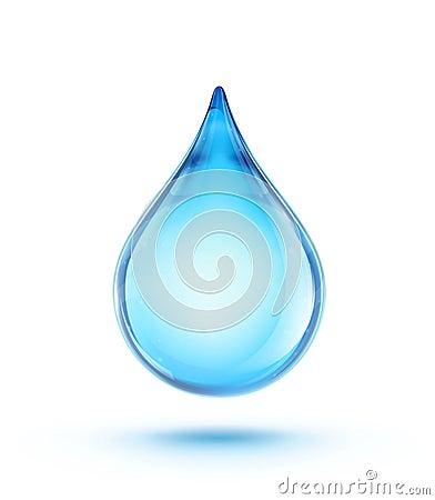 Free Water Drop Royalty Free Stock Photo - 27590565