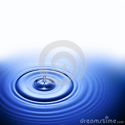Free Water Drop Ripples Background Stock Photos - 32523353