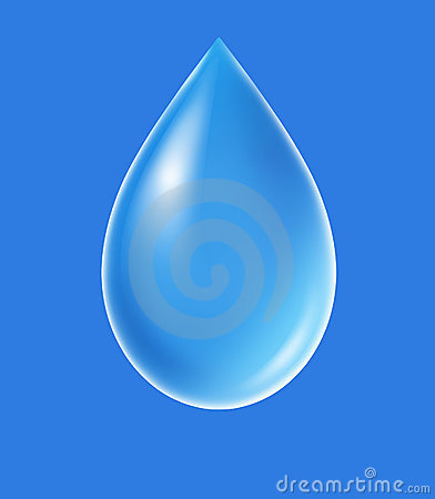 Water droplet h2o drop
