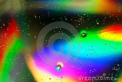 Water Drops Royalty Free Stock Images - Image: 15367709