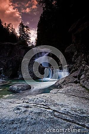 Water fall II