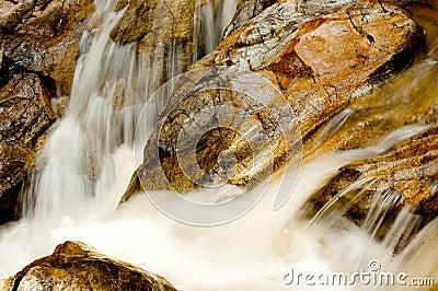 Water fall at Phang-Nga