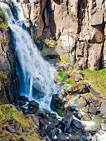 Free Water Falls Stock Photo - 33481030