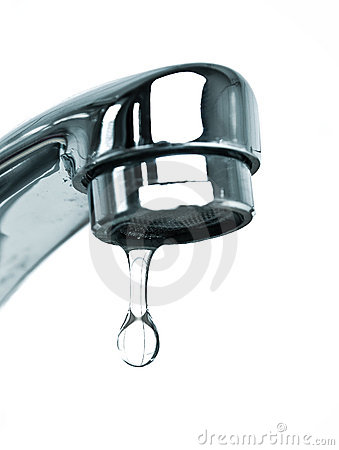 Free Water Faucet Royalty Free Stock Photography - 19350387