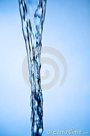 Free Water Flow Royalty Free Stock Photo - 2918285