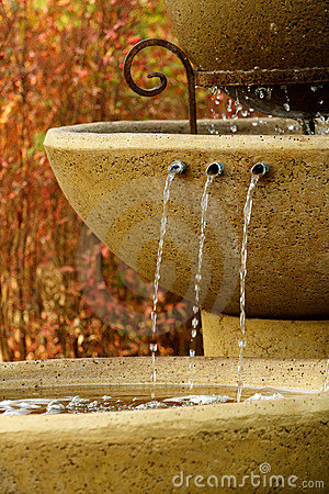Free Water Fountain Royalty Free Stock Image - 7861536