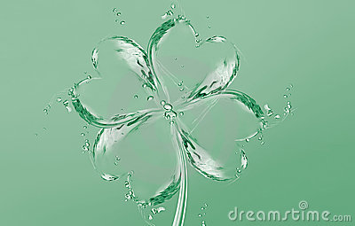 Water Four-Leaf Clover