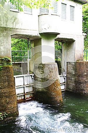 A Water Gate