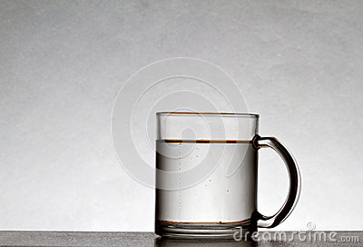 Water Glass Mug