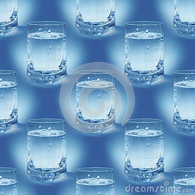 Water Glass Seamles