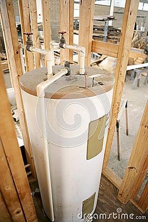 Water Heater Installed