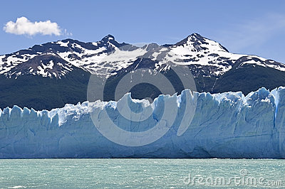 Water, ice and snow of Argentina