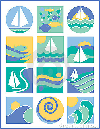 Water Icons 3
