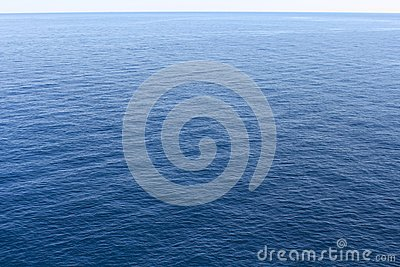 Water in the Mediterranean See