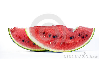 Water Melon Isolated