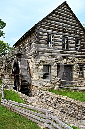 Water Mill Shoal Creek Living History Museum