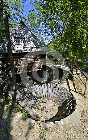 Water mill Transylvania