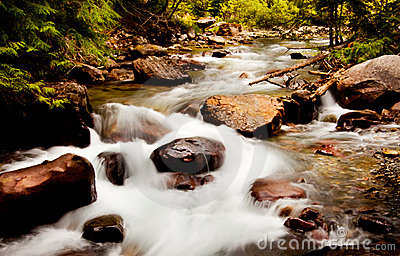 Water of Montana