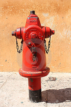 Water outlet, Firefighting