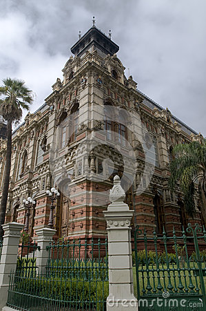 The Water Palace of Argentina