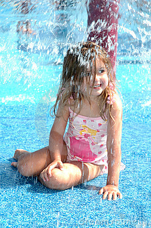 Free Water Park Royalty Free Stock Photos - 782888