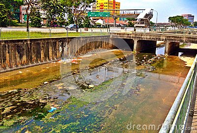 water supply and pollution in singapore Protected catchment areas are well demarcated and gazetted, and pollution-causing activities  could be used as a sustainable source of water supply for singapore.