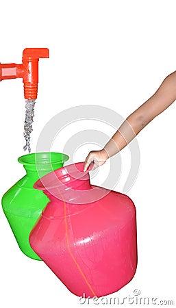 Free Water Pot Stock Photos - 16808533