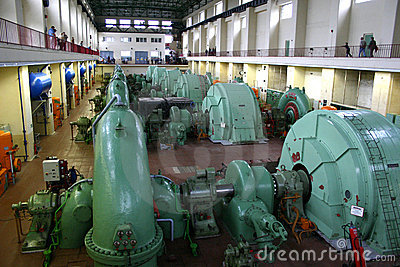 Water Power Plant