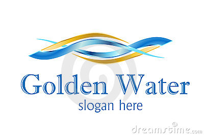 Water processing Logo Design
