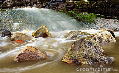 Water And Rocks Stock Photos - Image: 926733