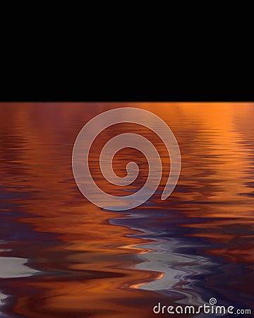 Water scenic