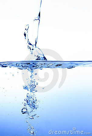 Free Water Shape Royalty Free Stock Photography - 2000337