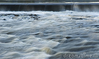 Water spillover
