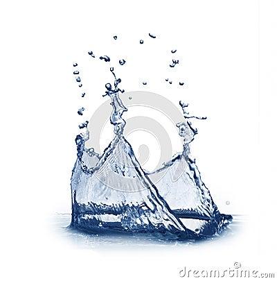 Free Water Splash Royalty Free Stock Photo - 16307955