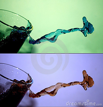 Water Splash [2] Royalty Free Stock Images - Image: 45179