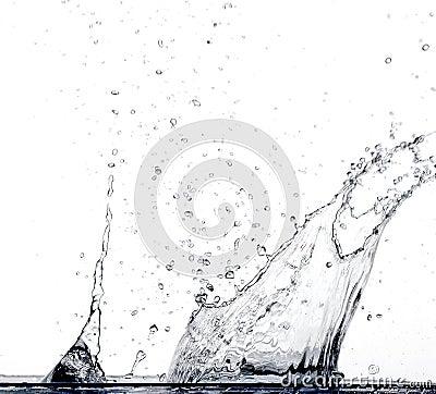 Free Water Splash Royalty Free Stock Photography - 2279697