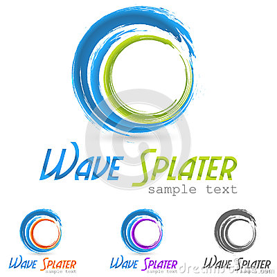 Water Splash logo