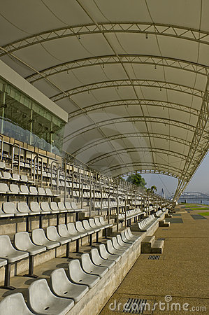 Water Sport Complex in perspective view