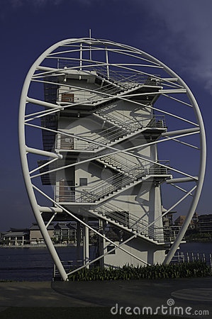 Free Water Sport Tower Stock Photography - 13609592