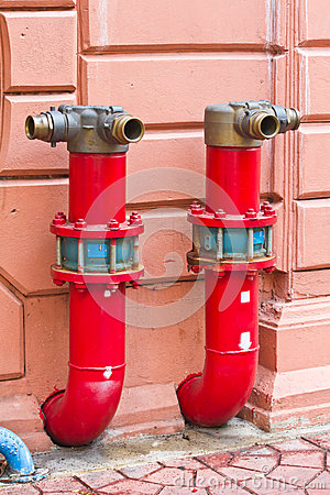 Water supply for emergency