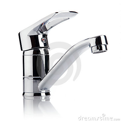 Water supply faucet mixer