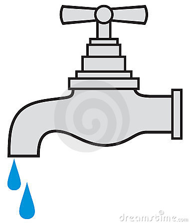Water Tap Royalty Free Stock Photo Image 24090175