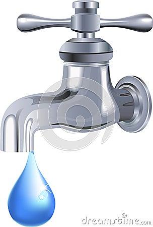 Water tap. Faucet.