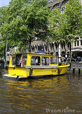 Free Water Taxi Royalty Free Stock Image - 15283136
